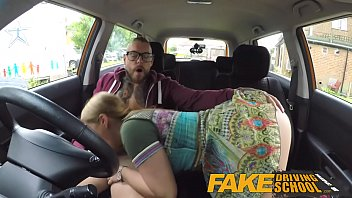 sanny xx fake driving school learners post lesson horny orgasm fuck session