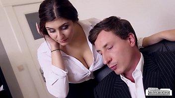bums buero - boss fucks busty german xxxwwwcom secretary and cums on her big tits