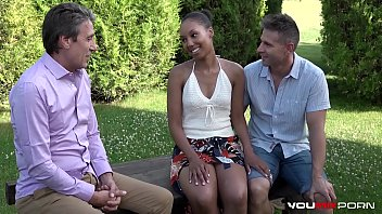 interracial - cheating ebony doctor sex shade rose hardcore fuck with sex therapist
