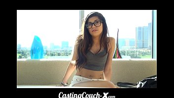 castingcouch-x teen with glasses indian vagina porn auditions for porn