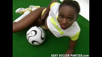 beautiful african football babe doing full hot sexy movie a striptease