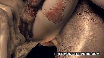 monster phornhub dudes gangbang 3d slut