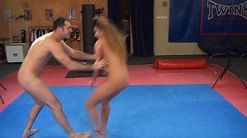 cathy heaven vs. james - nude erotic mixed kantutan com wrestling w blowjob
