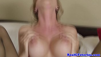 blonde busty housewife milf drilled more hot chicks here                         letf uck69.com