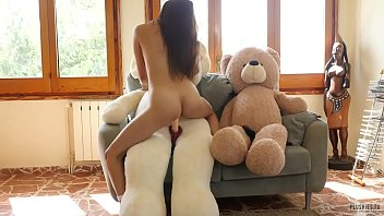 asian japanese girl miyuki first sex with plush toys xxvdoe after fitness workouts