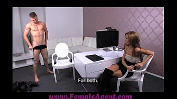 femaleagent stud cams4u can fuck but can he finish