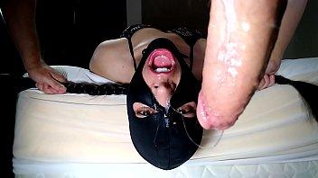 throat fucked toy wwwpinkworldcom gagging messy spit valentina holmes