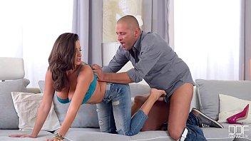 the perfect milf - sensual jane nora fatehi nude sucks fucks and foot wanks her neighbor