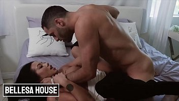 morgan lee fucks hard damon dice sexy adult movies shaved pussy - bellesa