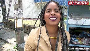 mamacitaz - www saxy vido ana ebano - ebony latina fucks big cock on camera