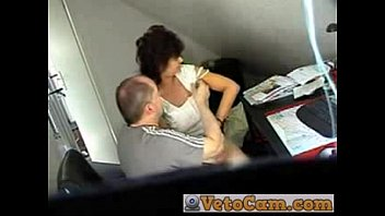 mature fucked in the office - xxxmx hidden cam