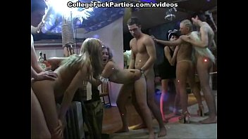 costumed xxz videos party turns into college orgy with lavish cumshots
