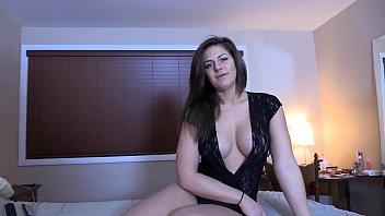 blackmailing xxxcx my stripper step mom series - mom creampie