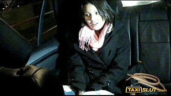 horny vanessa drilled with youjiez perv stranger in his taxi cab