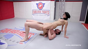 busty crystal rush naked wrestling battle sunny leonxvideo to suck cock