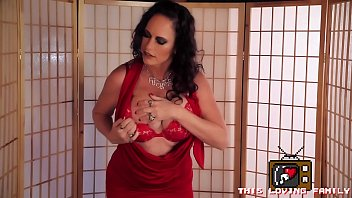 cums com son transforms mom into his own personal whore sherry stunns fauxcest taboo