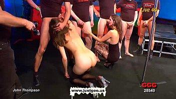 elise and viktoria team tiava porn up in group sex
