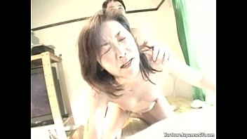 hot japanese milf gets xxxx video pounded hard and facialled