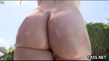 danielle delaunay gets her oiled sexfree ass fucked