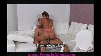 femaleagent gentle giant xhamster12 makes female agent weak at the knees
