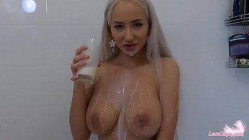sweet girl food play and hard anal susana zabaleta desnuda masturbate - closeup