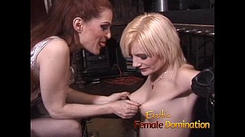 sexy blonde will do anything to make massage girl sex her mistress happy-6