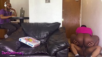 bbw ivana alawi nude fucks the pizza man for free pizza