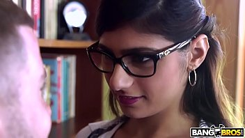 bangbros - mia khalifa is hd xxxx photo back and hotter than ever check it out