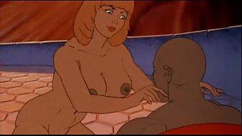 sexy scenes in jessi combs nude heavy metal