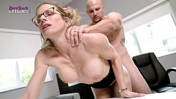 www x vdo com hot blonde milf with big tits must fuck her boss to keep her job - cory chase