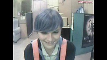 sexy vidios adorable teen on webcam
