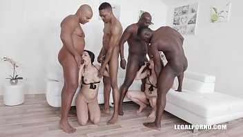 interracial fucking orgy fucmom leaves luna rival and sophia laure s butts destroyed