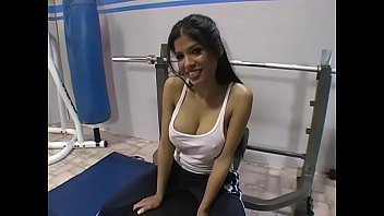 alexis amore in fitness indian sex vidios room - fucked by stranger