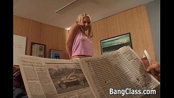 blonde schoolgirl xxx vdeo enjoys anal sex