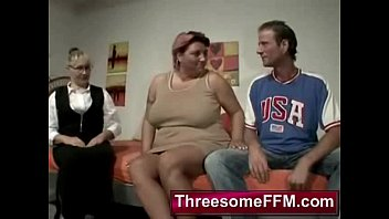 lucky guy fucking                    two busty german ladies hd by threesomeffm.com