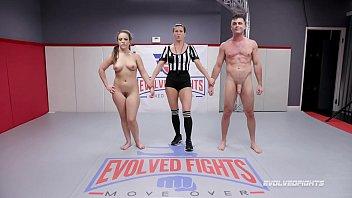 carmen blue sexy girl valentina nude wresting fight with lance hart winner fucks loser