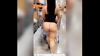 hot nude lesbian sex shopping and flashing - jade jayden
