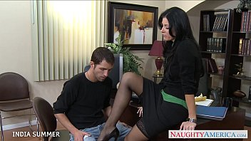 stockinged india first time fuking summer fucking on the desk