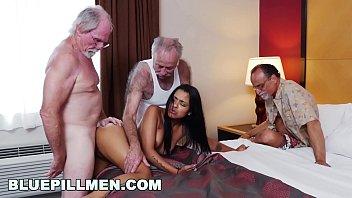blue pill men - three old men and a latin lady named mypornhere nikki kay