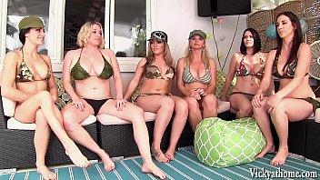 vicky vette s 6 girl sexsexsex lesbian orgy