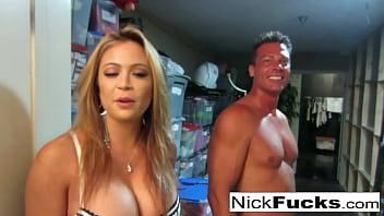 rough gonzo xxxsexvideos sex with asian hottie mia lelalni and nick
