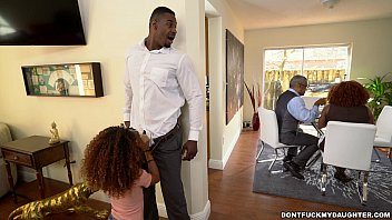 horny teenxvideo black daughter