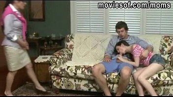 mature stepmom teaches teen couple how fukking vedios to have sex