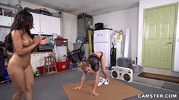 latina pornstar missy martinez receives deep massage on her breezer com big ass
