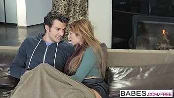babes - step mom lessons - cozy by the fire starring www bed web com jay smooth and christiana cinn and jasmine jae