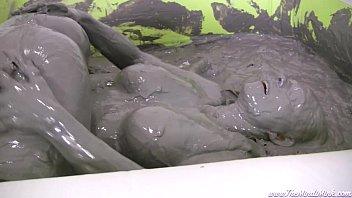 horny www pornfilm mud bath girls with mindi mink