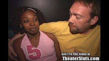 ebony nina gets an anal creampie w www xnnx full facial in a public tampa porn theater