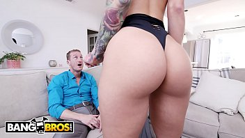bangbros - sexy escort katrina jade shows her younow nudes kinky client ryan mclane a good time