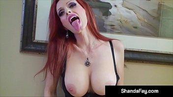 loving wife shanda fay xnxxy com tongues her hubby s anus till he cums