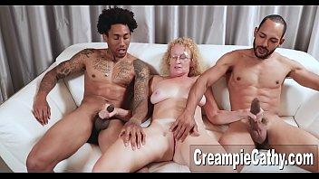 massive bbc creampie school porno for milf